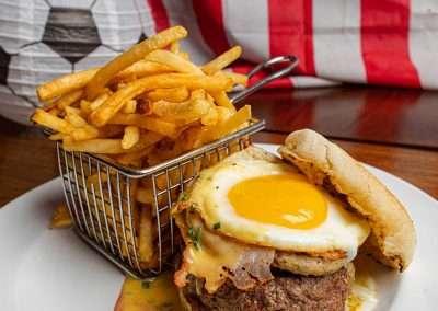 Team-USA-Breakfast-Burger-Mustang-Harrys